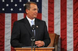 What, he worry? Boehner hopes for a doc fix buzzer-beater.